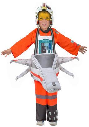 BuySeasons Star Wars Ride-In X-Wing Fighter Kids Costume