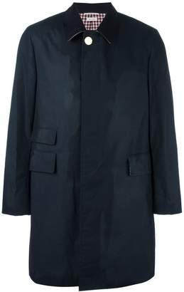 Thom Browne single breasted coat