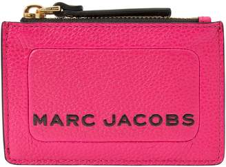"Marc Jacobs Top Zip Multi"" wallet"