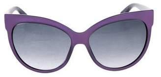 61fa32d47e7a Christian Dior Gradient Cat-Eye Sunglasses