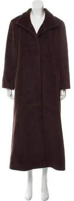 Cinzia Rocca Llama Long Coat