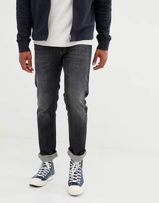 Benetton regular fit jeans in indigo wash
