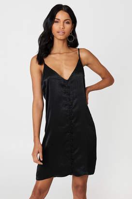 Rut & Circle Rut&Circle Button Dress
