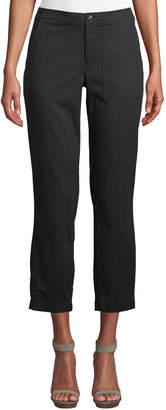 Lilla P Utility Pocket Ankle Trouser Pants