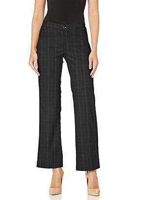 Lee Women's Petite Flex Motion Regular Fit Trouser Pant