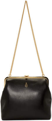 Mark Cross Black Susanna Frame Pouch Bag