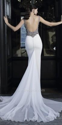 Tarik Ediz Vesta Evening Dress $1,412 thestylecure.com