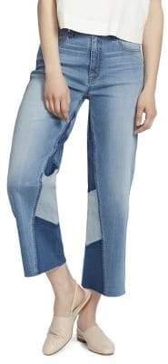 Ella Moss Angelina Cropped Jeans