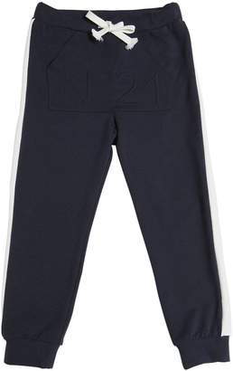 N°21 Logo Cotton Sweatpants