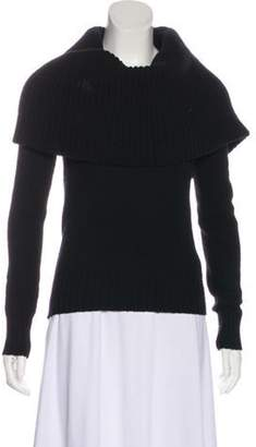 Balenciaga Heavy Wool Turtleneck Black Heavy Wool Turtleneck