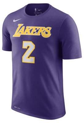 Nike Lonzo Ball Los Angeles Lakers Dry