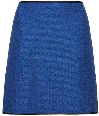Banana Republic Italian Tweed Mini Skirt