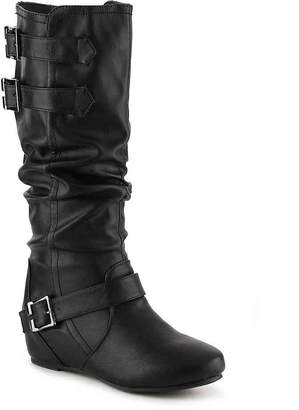Journee Collection Tiffany Wide Calf Boot - Women's
