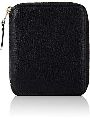 Comme des Garcons Men's Zip-Around Wallet