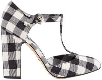 Dolce & Gabbana Cloth heels
