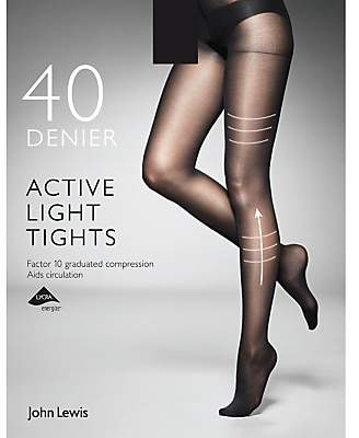 5b7261f18fb John Lewis   Partners 40 Denier Firm Support Active Light Opaque Tights