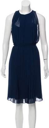 Diane von Furstenberg Ria Pleated Dress