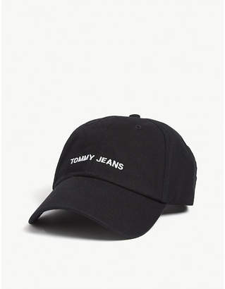 Tommy Hilfiger Logo embroidery cap