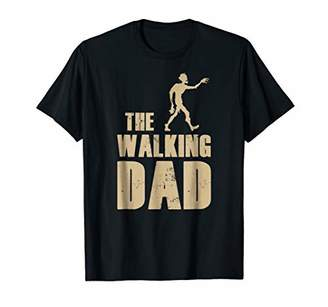 The Walking Dad Funny Best Dad Christmas Gift T-Shirt