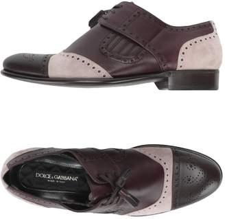 Dolce & Gabbana Lace-up shoes - Item 11539291VB