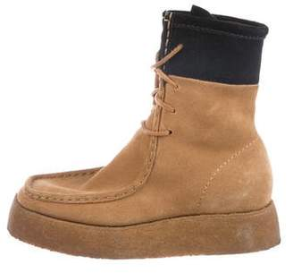 Alexander Wang Selma Suede Ankle Boots