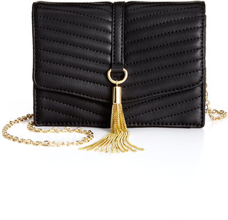 INC International Concepts Mini Yvonn Crossbody, Only at Macy's $59.50 thestylecure.com