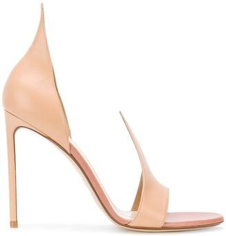 Francesco Russo open toe sandals