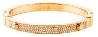 Michael Kors Pavé Crystal Stud Bangle