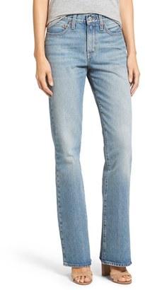 Levi's ® 'Vintage' Flare Jeans (Beachfront) $98 thestylecure.com