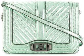 Rebecca Minkoff Chevron crossbody bag