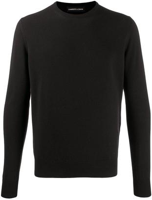 Lamberto Losani colour block jumper