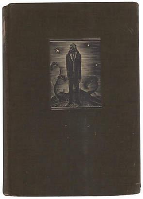 One Kings Lane Vintage God's Man. a Novel in Woodcuts