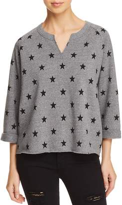 Alternative The Champ Remix Star Print Sweatshirt - 100% Exclusive