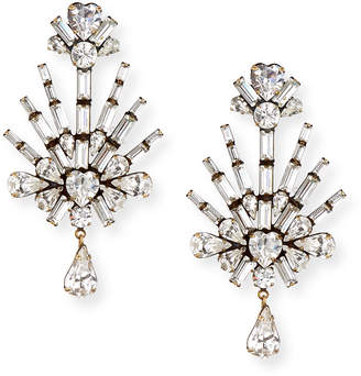 Lilith Auden Crystal Statement Earrings