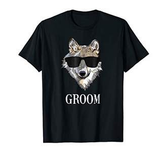 Bachelor Party Groom's Wolf Pack T-Shirt