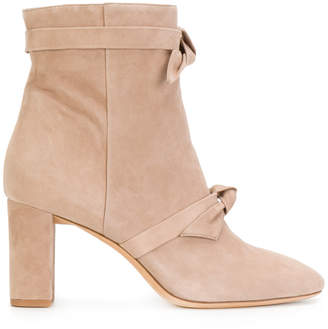 Alexandre Birman ankle length boots