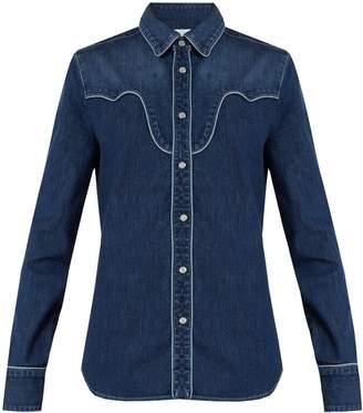 Rowan denim shirt