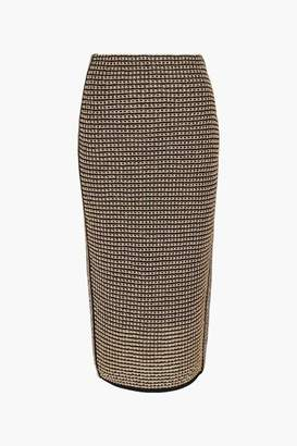 Sass & Bide Mixed In Knit Skirt