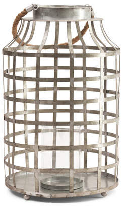 18in Large Iron Lantern