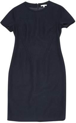 Paule Ka Navy Wool Dresses