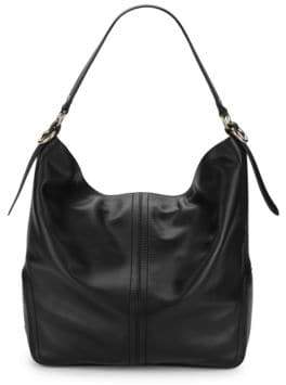 Cole Haan Julianne Leather Hobo Bag