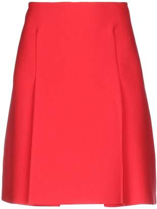 Alaia Knee length skirts - Item 35409253PJ