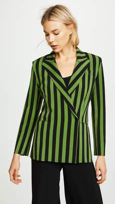 Norma Kamali Double Breasted Jacket