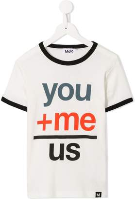 Molo You And Me T-shirt
