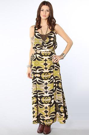 One Teaspoon The Taipan Maxi Dress