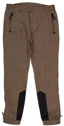Moncler Wool Waterproof Pants