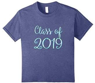 Class of 2019 Pretty High School Senior Graduation T Shirt