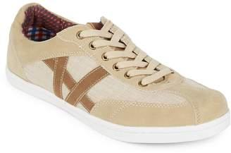Ben Sherman Men's Knox T-Toe Low Top Sneakers