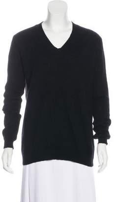White + Warren Long Sleeve Cashmere Sweater