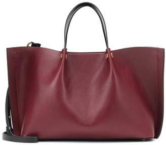 Valentino VLOGO Escape Medium leather shopper